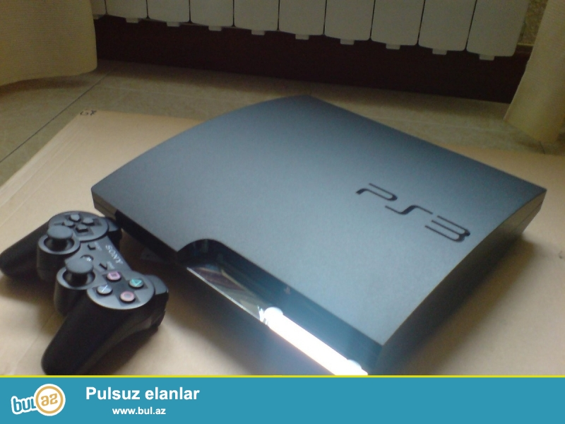 Playstation 3 proshivka satilir. Ideal veziyyetdedir...
