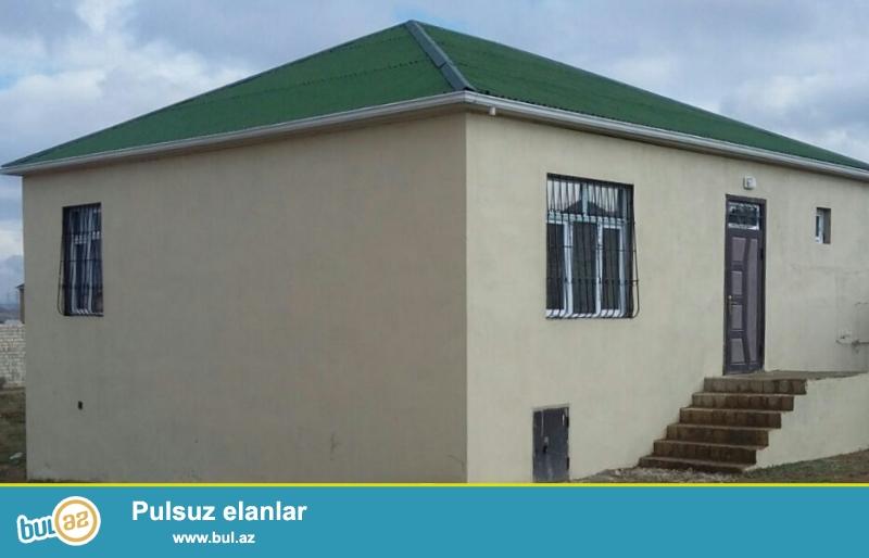 kupçalı 3 sotun içində (100 kv m) həyət evinin suyu işıqı və qazı var...