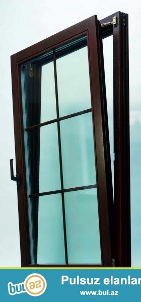 """""""İDES"""" MMC Size teklif edir.<br /> Turkiye ve Almaniya istehsali olan Plastik pencere ve qapi sistemleri..."""
