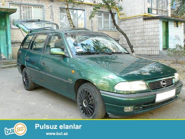 opel astra 1997 il ücün qabag sag icəri ox(qranat) satılır