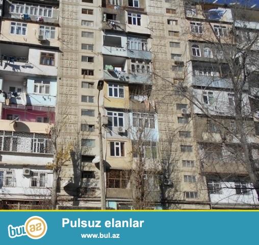 Nəsimi rayonu, Şamaxinka adlanan ərazi yaxınlığında, leninqrad  layihəli  daş binada , 4 otaqlı mənzil satılır...