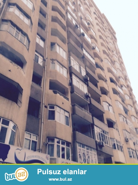 Statistika Komitəsinin yanında M. Naxçıvani küçəsində (keçmiş 5-cı paralel küçəsi) Şərur yaşayış kompleksində sahəsi 174 kv...