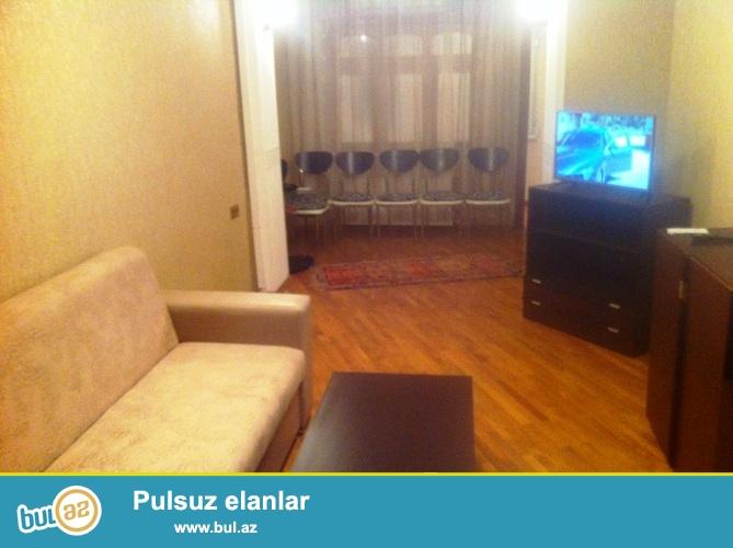 Сдается 2-х комнатная квартира в центре города, в Сабаильском районе, по улице Г...