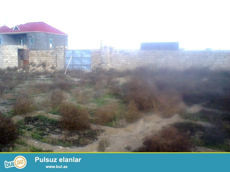 Turkanda Denizden 3 km aralida torpaq sahemi satiram...