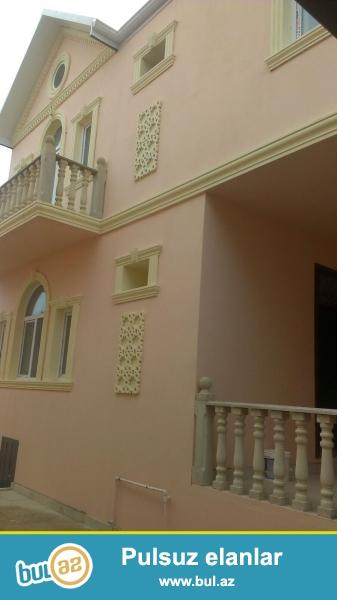 <br /> В самом центре города Хырдалан,в населеном месте  в жилом комплексе «AAAF» продается  2-х этажная 5-ти комнатная Супер вилла...