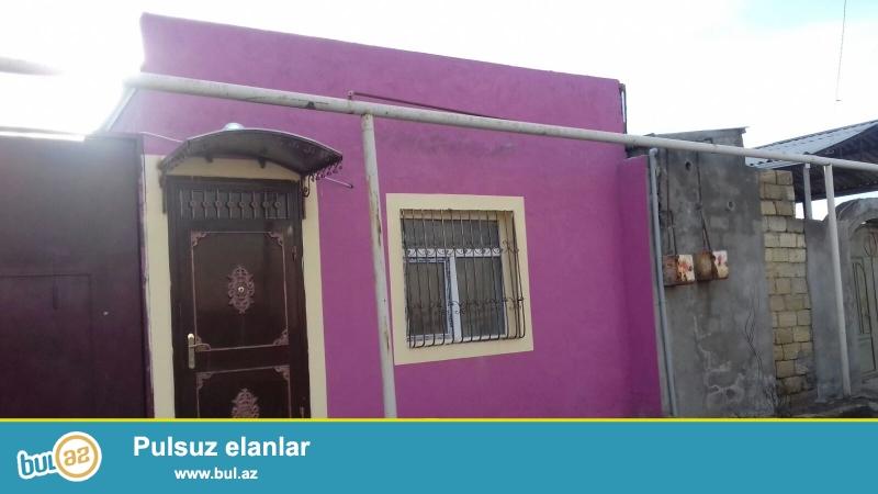Bineqedide Gulustan kucesinde umumi sahesi 60 kv kursulu 1 otaq h/t, metbexi olan temirli heyet evi tecili satilir...