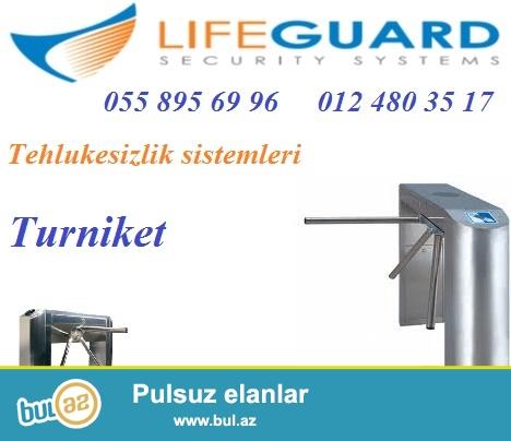 Турникет. 0558956996<br /> <br /> Турникет  — устройство, предназначенное для ограничения прохода людей в случае, когда необходима проверка права входа и выхода для каждого проходящего...