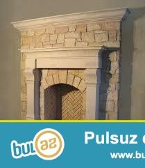 Ev ve bag ucun kaminlerin yigilmasi evin ve bagin dizayni ve interyerine uygun her nov kaminler...