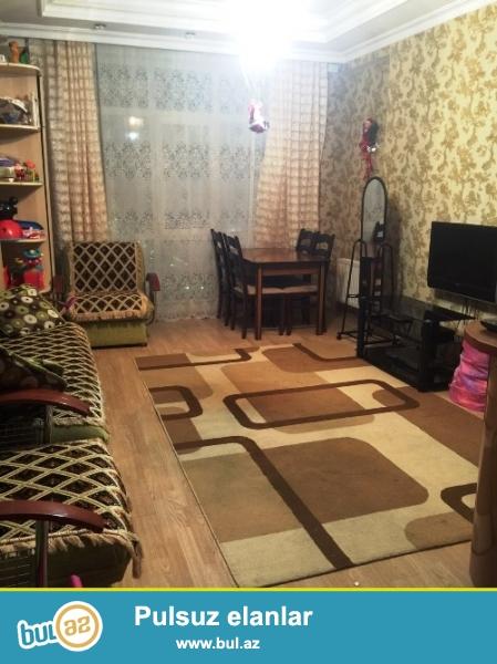 Новостройка! Cдается 2-х комнатная квартира в центре города, в Ясамальском районе, по проспекту Матбуат, рядом с Ясамальским Полицейским Управлением...