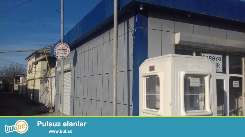Babək prospekti, İlqar Həbibov 57/1 küçəsində obyekt icarəyə verilir...
