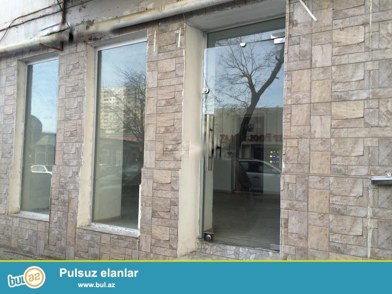 **РУФАТ*АЙНУР** Nerimanov  rayonu, Tebriz kucesinde  tam  temirli  obyekt  satilir...