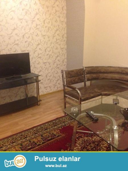 Сдается 2-х комнатная квартира в центре города, в Сабаильском районе,  на пересечении улиц С...