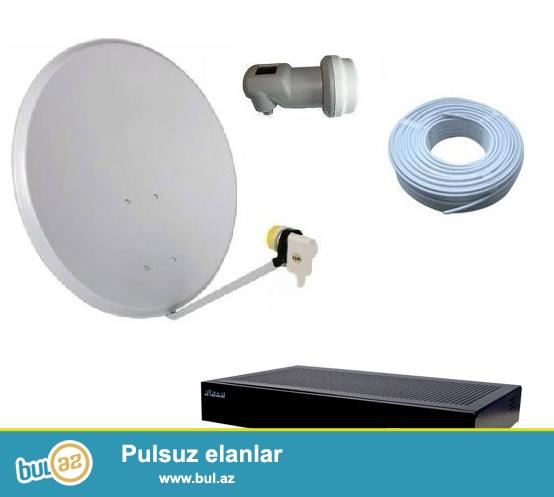 Salam.Full HD krosnu satılır quraşdırılır. <br /> Azəri-Türk-Rus 600-yaxın kanallar...