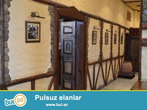 Gənclikdə Atatürk prospektində 50 sotun içində restoran satılır...