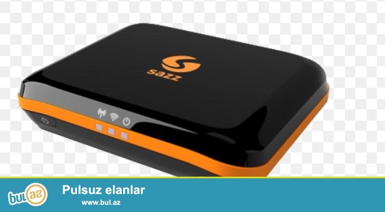 Wi-Fi Cibinizde,Evinizde,Masinda,balaca ve kompakt cox rahatir istifadesi