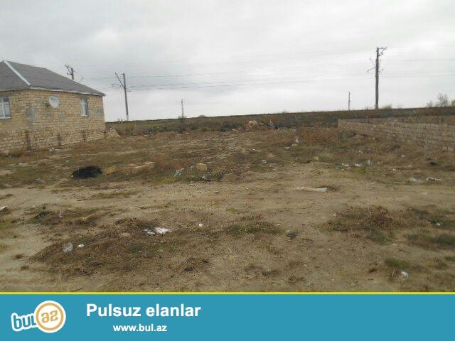 Sabunçu rayonu Kürdaxanı qəsəbəsində Dəmir yoluna yaxın ərazidə polikilinikaya yaxın,3 sot  boş torpaq sahəsi satılır...
