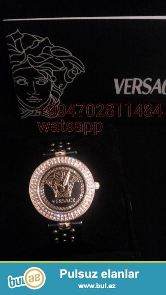 Versace qadin saati karopka ve hediyye paketi ile birlikde catdirilma bir gun erzinde nar nomrede watsapp vardir diger saat modelleri ile maraqlanan ciddi fikirli sexsler elaqe saxlaya bilerler