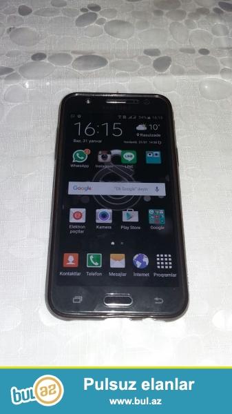 Samsung j5 yenidir bir nece aydir alinib qarantisi var hec bir prablemi yoxdur alindigi gunden  wuwe plyinka ve kabroda olub qiymet 300 barter ancaq iphone 5...