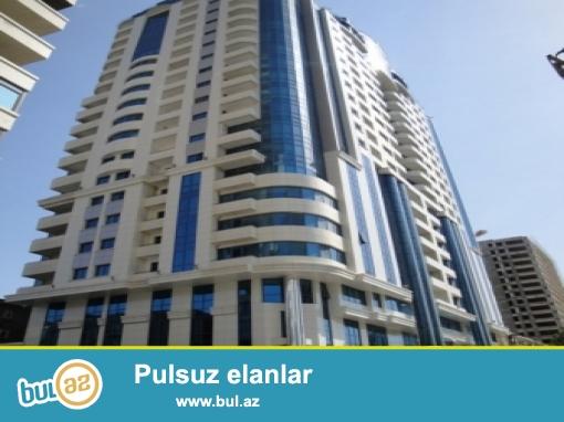"""Сдается пустое помещение под офис в центре города в престижном здании """"Yeni Heyat"""", за """"JW Marriott Absheron Hotel""""..."""