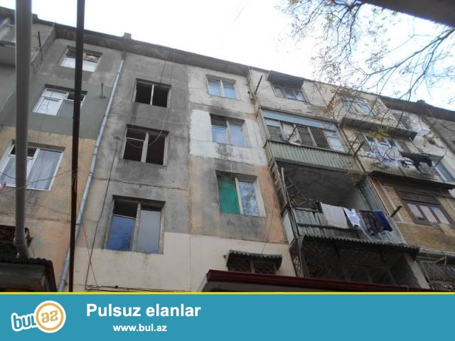 Ясамальский район, за Министерством Экологии и Природных Ресурсов сдаётся 2-х комнатная квартира...