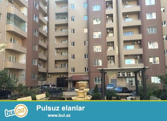 Сдаётся роскошная  3-х комнатная квартира около метро Эльмляр Академиясы,   по проспекту Нариманова,   в жилом  шикарном  комплексе «Мега Сити»...