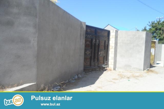 Abşeron  rayon Fatmeyi kəndində 27 sot torpaq satılır...