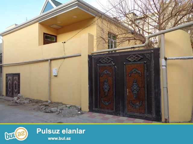 Sabunçu rayonu, Zabrat 1 qəsəbəsi, Rahid şadlıq sarayının yanı, 192 saylı orta məktəbə yaxın, əsas yoldan 100 metr məsafədə tikilmiş 2...