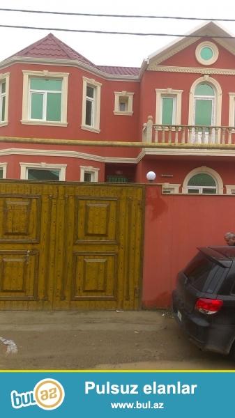 В самом центре города Хырдалан,в населеном месте  в жилом комплексе «AAAF» продается  2-х этажная 6-ти комнатная Супер вилла...