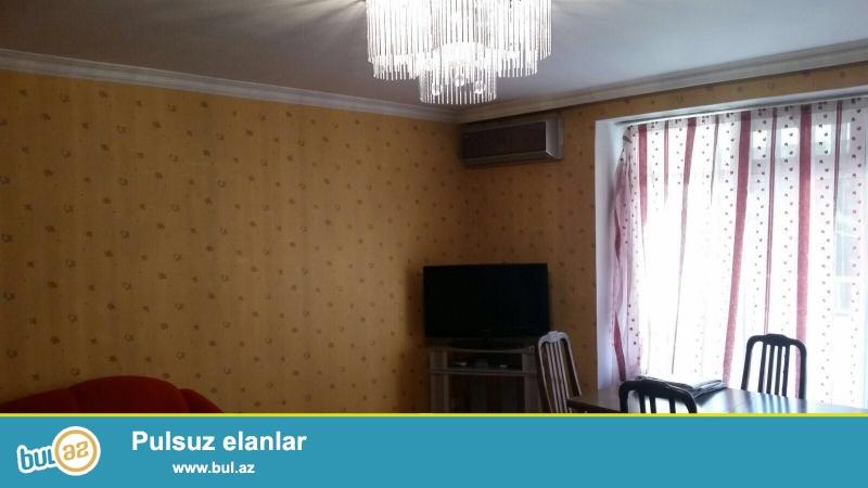 Cдается 3-х комнатная квартира в центре города, в Насиминском районе, рядом с садиком С...