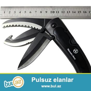 Smart bıçag-ovçu , balıgçı və bağbanlar üçündür...