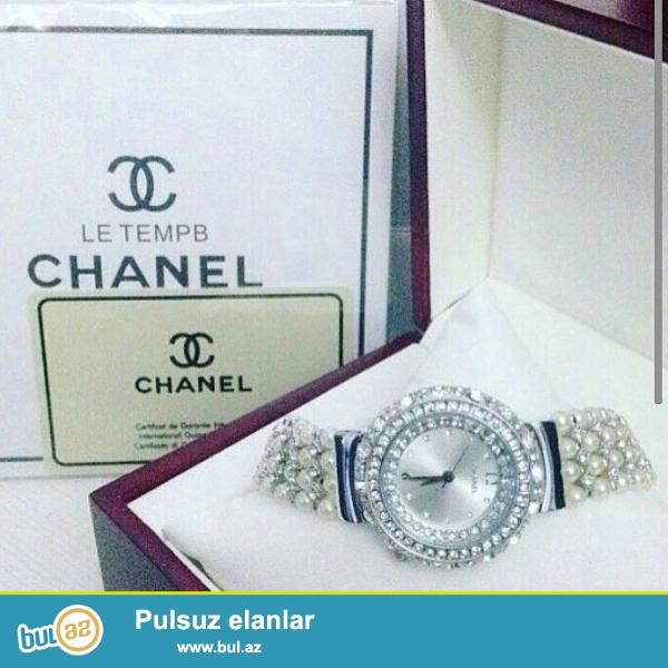 Chanel<br /> Qutusu vat<br /> Çatdırılma pulsuzdur