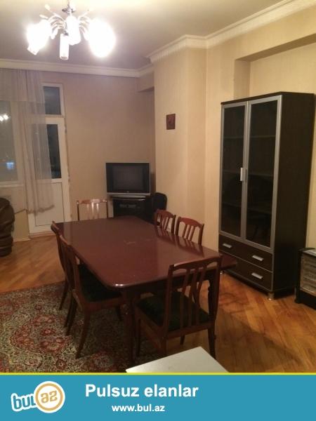 Новостройка! Cдается 2-х комнатная квартира в Ясамальском районе, в поселке Ени Ясамал, рядом с «Бизим» маркетом...