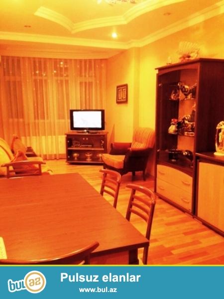 Новостройка! Cдается 2-х комнатная квартира в центре города, в Бинагадинском районе, в 8 МКР-е, рядом с «Чудо печкой...