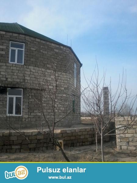 В Нардаране  продаётся частный 2-х этажный дом...
