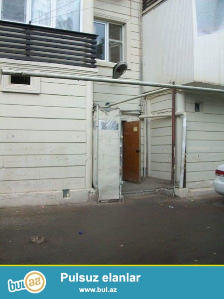 Продается 1 комнатная квартира переделанная в 2-х в Сабаильcком районе, в поселке Патамдарт, рядом с 236-ой школой...