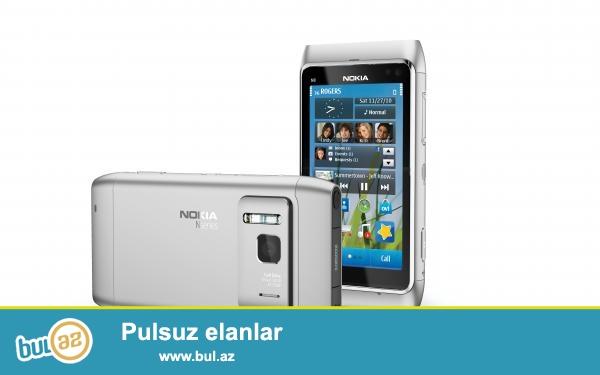 Nokia n 8 satilir.yenidir.1-il mts zemaneti verilir