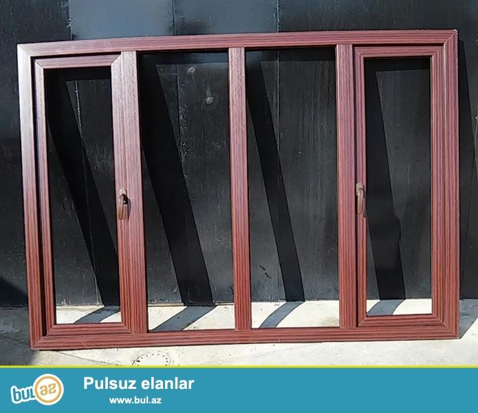 Pencereler 10 mm.profile cox keyfiyetli sade ve rengli suselerle siyirtme ve sade aclLan ylglLlb...