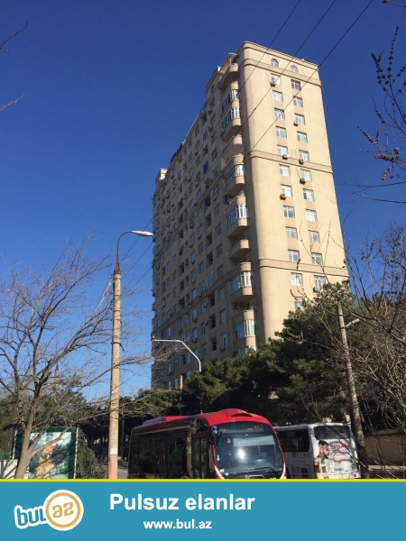Новостройка! Cдается 3-х комнатная квартира в центре города, в Бинагадинском районе, рядом с рестораном «Оазис»...