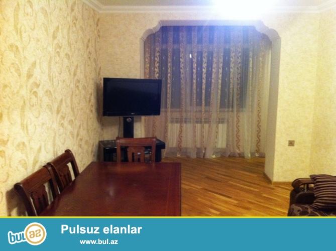 Впервые! После ремонта никто не жил! Вся мебель новая! Cдается 2-х комнатная квартира в центре города, рядом с метро 28 Мая...