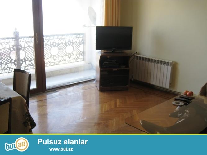 Cдается 3-х комнатная квартира в центре города, в Cабаильском районе,по улице М...