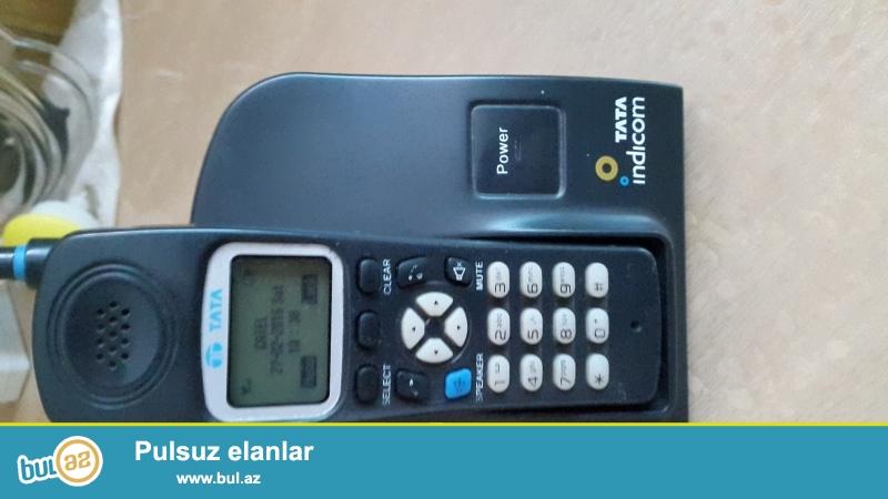 Simsiz katel telefon satılır.