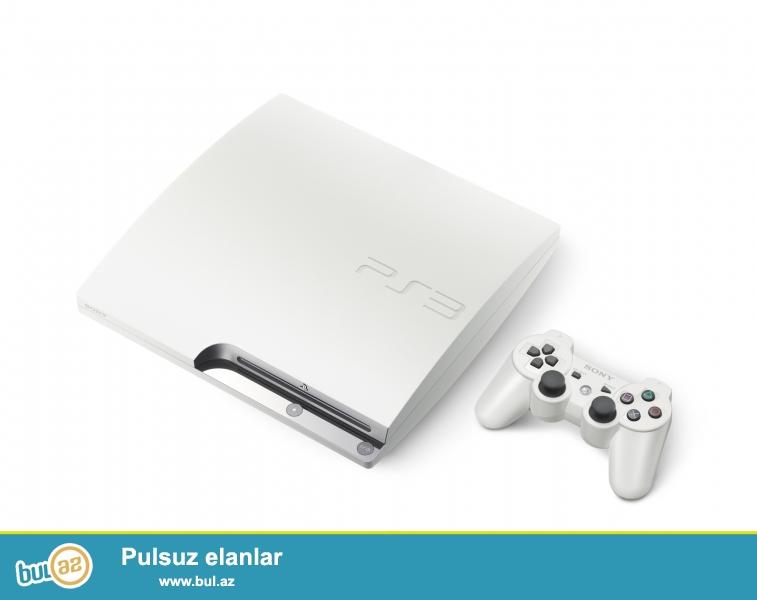 PS 3 + 2pult + Istənilən Oyunla arendaya verilir...