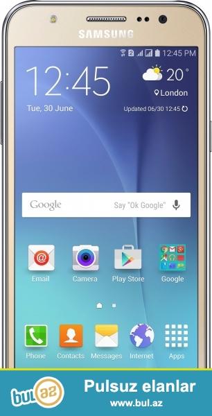 Yeni Samsung Galaxy J5 Qızıl