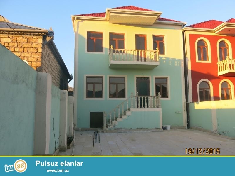 7<br /> Masazirda 4 otaq 2 mertebeli villa satilir<br /> Masazirda Cantepede 142 N mawrutdan 50 metr aralida 2...