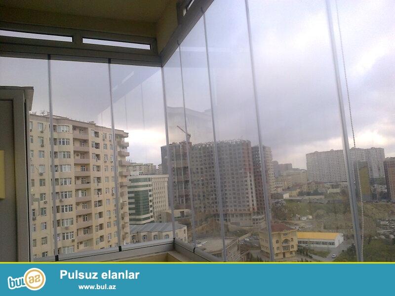 Cam balkon sifarişi 1 kv/m-115-120man/.Bakı və Abşeronun istənilən nöqtəsinə Çatdırılma və quraşdırılma pulsuzdur...