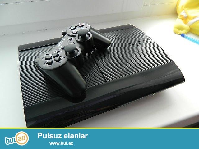 playstation 3 yaddawi 500gb olan,Teze ev weraitinde 2 ayin playstatinudur...