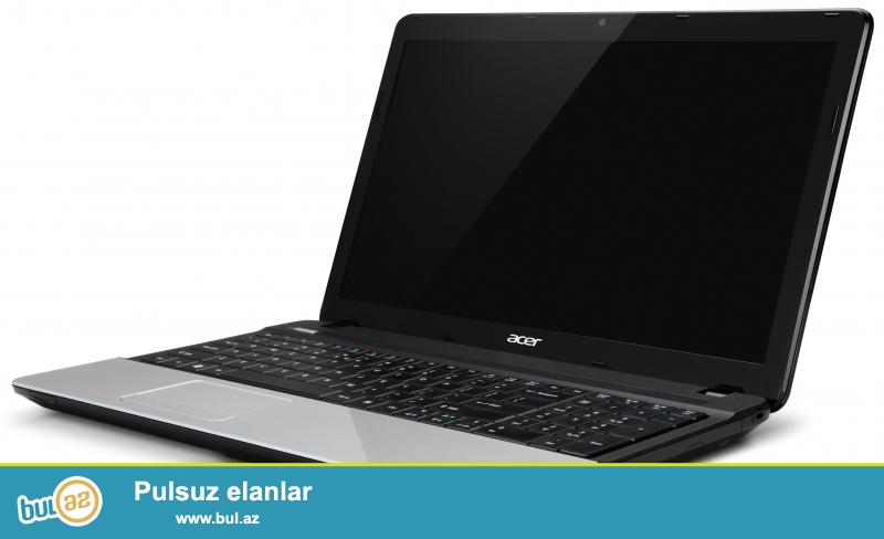 Model Acer E1 <br /> Prosessor Intel celerom 2.2 GHz <br /> Ram 4 GB <br /> Hdd 500 GB <br /> Sumka Adapter Verilir üstündə <br /> Yxşı vəziyətdədir Zaryatqa saxlay