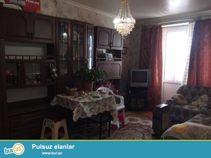 Продается 2-х комнатная квартира в Насиминском районе, по проспекту Азадлыг, рядом с Наисимнским рынком...