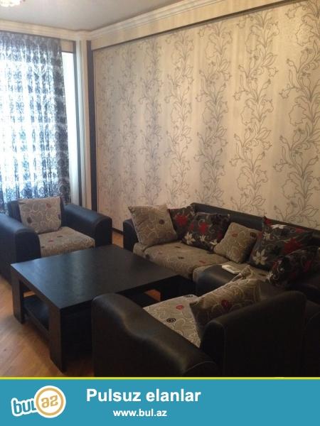 Новостройка! Cдается 2-х комнатная квартира в центре города, в Ясамальском районе, по улице Шарифзаде, рядом с телеканалом «ATV»...
