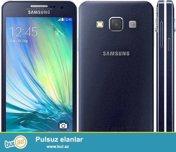 Samsung a3 (a 300)satilir.yenidir.1-il zemanet verilir